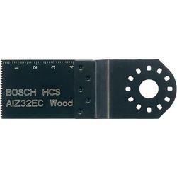 Brzeszczot HCS do cięcia wgłębnego Bosch AIZ 32 EC, 40 mm x 32 mm