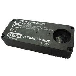 Mobilny ultradźwiękowy odstraszacz kun i gryzoni KEMO FG022