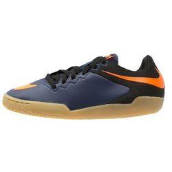 Nike Performance HYPERVENOMX PRO IC Halówki midnight navy/total orange/black/light brown