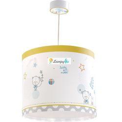 Dalber 62482 - Lampa wisząca dziecięca TEDDY & MOON 1xE27/60W/230V