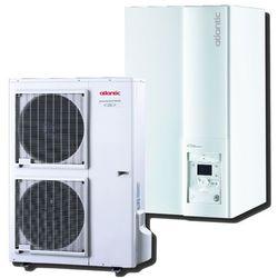 Pompa ciepła powietrze woda Excelia Tri 11 - do powierzchni grzewczej 100-150 m2 -