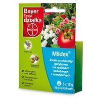 Mildex 711,9 WG 5 x 10 g środek zwalczający choroby pomidora i ogórka zarazę i mączniaka rzekomego