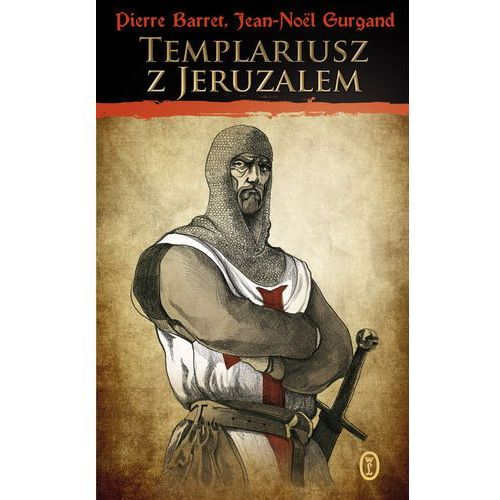 Templariusz z Jeruzalem (opr. miękka)