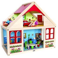 WOODY Dom dla lalek Veronika