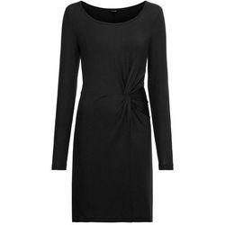 b5967d60aa suknie sukienki fransa lentil sukienka z dzerseju brazowy (od ...