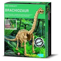 Wykopaliska Brachiosaurus 4M