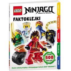 Lego Ninjago. Faktoklejki
