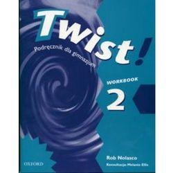 Twist 2 Workbook. Gimnazjum. Zeszyt ćwiczeń (opr. miękka)