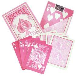 Bicycle: Poker Pink