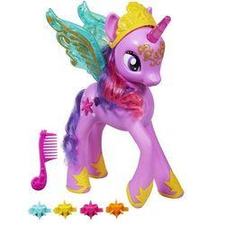 My Little Pony A3868 Interaktywna księżniczka Twilight Sparkle HASBRO