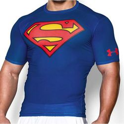 Koszulka Under Armour Alter Ego Superman Compression T-Shirt -1244399-401 157,00 zł bt (-17%)