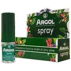 Argol Essenza Balsamica, płyn, aerozol, 8 ml