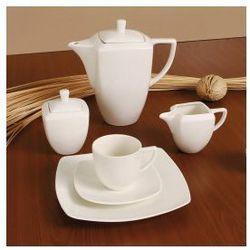 Serwis kawowy dla 12 osób porcelana Karolina Hiruni