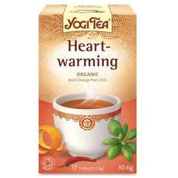 Herbata Rozgrzewająca BIO (Yogi Tea) 15 saszetek po 2g