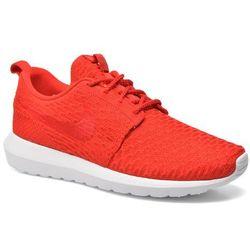 Tenisówki i trampki Nike Nike Roshe Nm Flyknit Męskie Czerwone 100 dni na zwrot lub wymianę