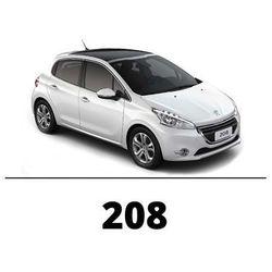 Peugeot 208 - Światła do jazdy dziennej LED DRL W21/5W - Zestaw 2 żarówki