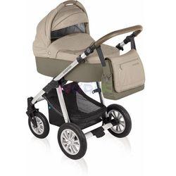 Wózek wielofunkcyjny Lupo Dotty Baby Design (beżowy)
