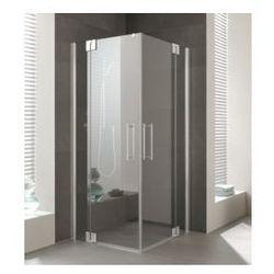 Drzwi Kermi Pasa XP 75x200cm wahadłowe z polem stałym prawe PXEPR075201PK