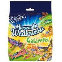 E. WEDEL 490g Mieszanka wedlowska galaretki w czekoladzie