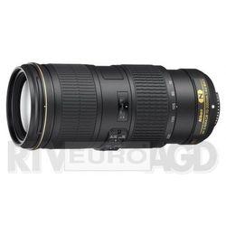 Nikon AF-S Nikkor 70-200mm f/4G ED VR - produkt w magazynie - szybka wysyłka! Darmowy transport od 99 zł   Ponad 200 sklepów stacjonarnych   Okazje dnia!