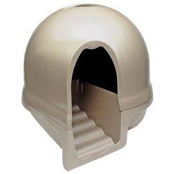 Booda Cleanstep Petmate kuweta dla kota, złota - Filtr z aktywnego węgla, 3 szt.