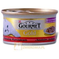 GOURMET Gold wołowina/kurczak 85g puszka