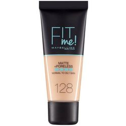 Maybelline Fit Me Matte & Poreless Foundation 30ml - 100 Warm Ivory
