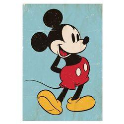 Myszka Miki Vintage - fototapeta