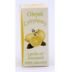 Olejek zapachowy naturalny Cytryna 7 ml