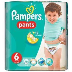 PAMPERS Pants 6 Ex Large 19sz Pieluchomajtki