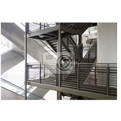Obraz Schody ruchome i schody