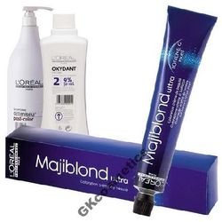 LOREAL Majiblond farba + oxydant + szampon