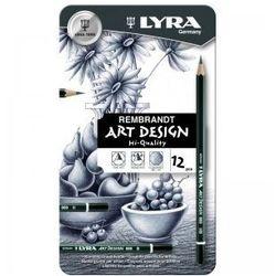 Zestaw ołówków Lyra Rembrandt Art Design 12 szt