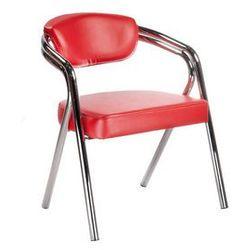 Krzesło BD-4511 czerwone