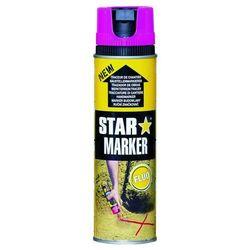Farba w aerozolu AMPERE Star Marker - różowy FLUO
