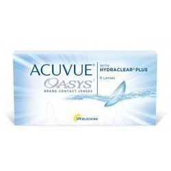 Oryginalne Acuvue Oasys™ 6szt.