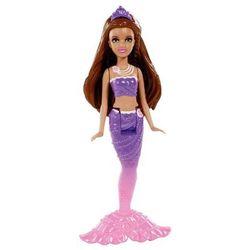Barbie mini Syrenki fioletowo-różowa
