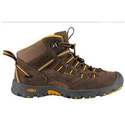 Buty KEEN Alamosa Mid WP Youth brown/olive
