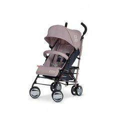 Euro-Cart Ezzo wózek dziecięcy spacerówka Mocca
