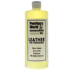 Poorboy's Air Freshener Leather 946ml