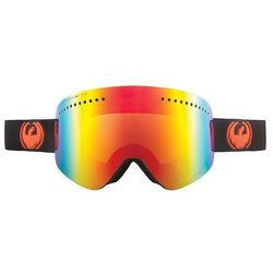 okulary Dragon NFX - Jet/Red Ionized/Yellow Blue Ionized