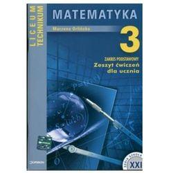 Matematyka 3 Zeszyt ćwiczeń (opr. kartonowa)