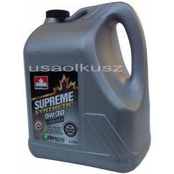 Olej silnikowy syntetyczny SUPREME 5W30 4l