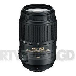 Nikon AF-S DX 55-300 mm f/4.5-5.6G ED VR - produkt w magazynie - szybka wysyłka! Darmowy transport od 99 zł   Ponad 200 sklepów stacjonarnych   Okazje dnia!