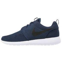 Nike Sportswear ROSHE ONE Tenisówki i Trampki midnight navy/black/white