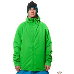 kurtka męskie zimowy -snowboard- Horsefeathers - Selenis - GREEN