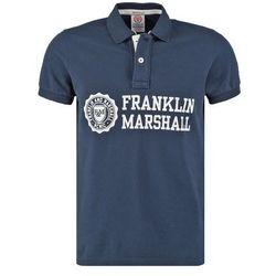 Franklin & Marshall REGULAR FIT Koszulka polo navy