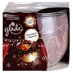 Glade by Brise, Chocolate Celebration, świeca zapachowa