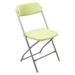 Krzesło składane POLYFOLD alu