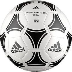 Adidas, piłka nożna tango Glider #4, biało-czarna Darmowa dostawa do sklepów SMYK